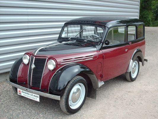 1947 renault juvaquatre dauphinoise