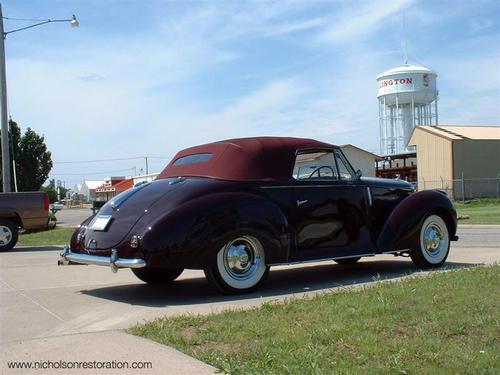 1947 Worblaufen Bentley Mk VI b