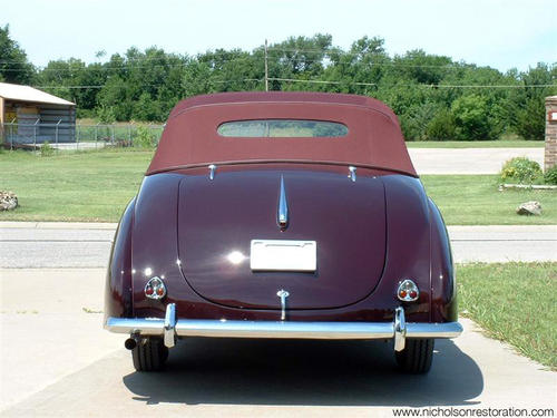1947 Worblaufen Bentley Mk VI c
