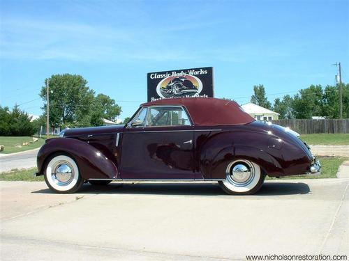 1947 Worblaufen Bentley Mk VI f