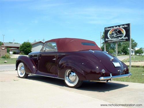 1947 Worblaufen Bentley Mk VI g