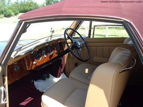 1947 Worblaufen Bentley Mk VI h