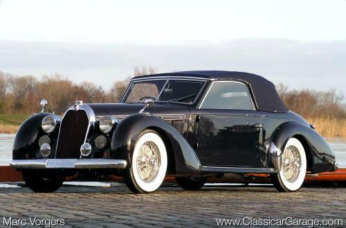 1947 Worblaufen Talbot Lago T26 Record l