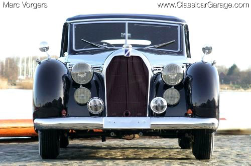 1947 Worblaufen Talbot Lago T26 Record n