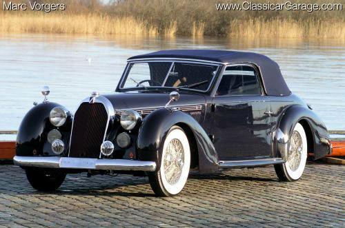 1947 Worblaufen Talbot Lago T26 Record o