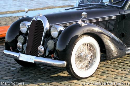 1947 Worblaufen Talbot Lago T26 Record s