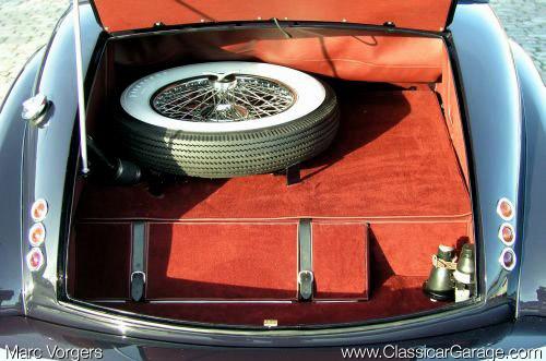 1947 Worblaufen Talbot Lago T26 Record u