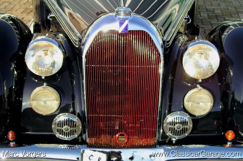 1947 Worblaufen Talbot Lago T26 Record zf