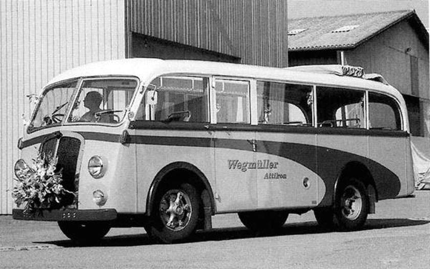 1948 Berna   1UP138-H 23 pas 5320cc Ramseier&Jenzer