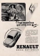 1948. Renault 1948 4cv