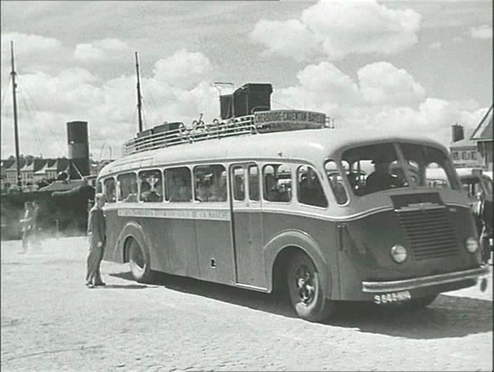 1948 Renault 215 D Amiot