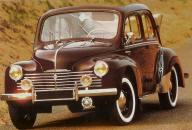 1948 Renault 4cv Découvrable