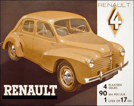 1948 Renault b