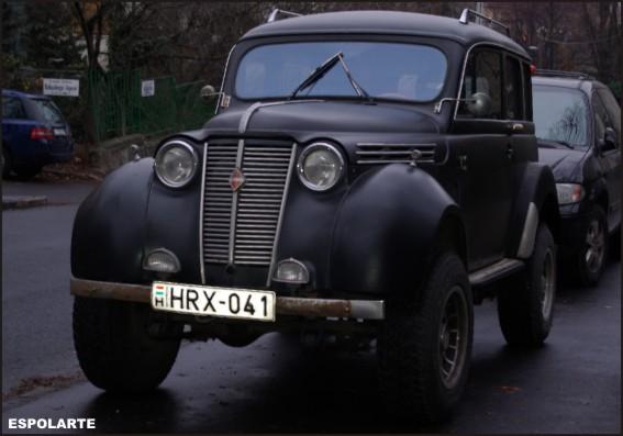 1948 Renault Juvaquatre (1937-1960) ..