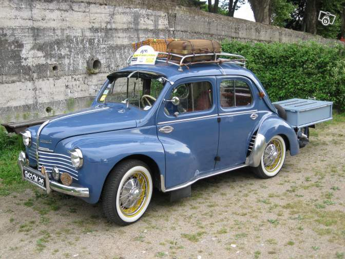 1949 4cv renault 1949 luxe conges