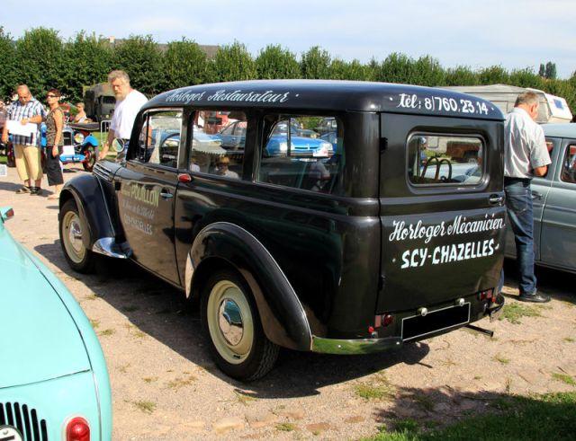 1949-60 Renault Juvaquatre Dauphinoise