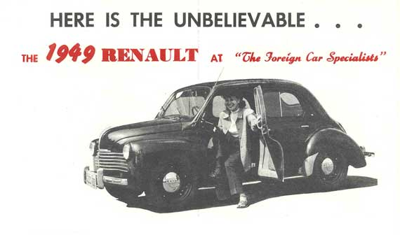 1949-ad-for-Renault 4cv