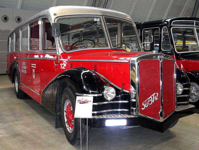 1949 FBW Ramseier&Jenzer AN40