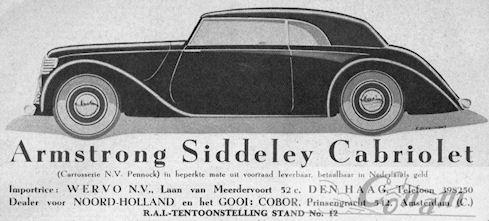 1949 Pennock-Armstrong Siddeley