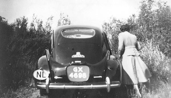 1949 Peugeot 203