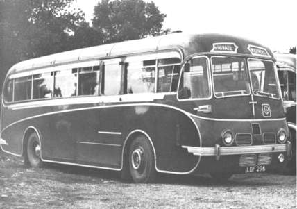 1949 Plaxton Sentinel-2