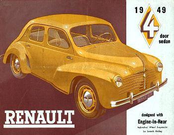1949 renault 1949 4cv_avec_reference_usa