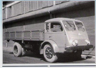 1949 Renault Camion fainiant