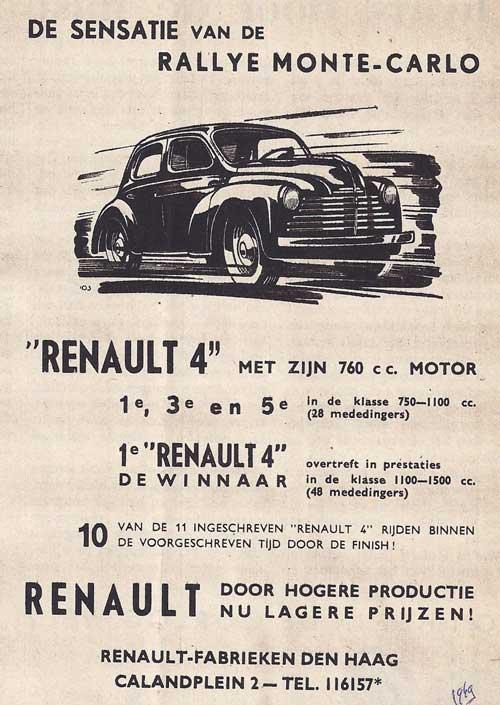 1949 Renault