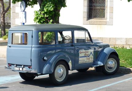 1950-1955 Renault Ulitaire