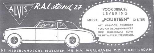 1950 alvis-1950-pennock