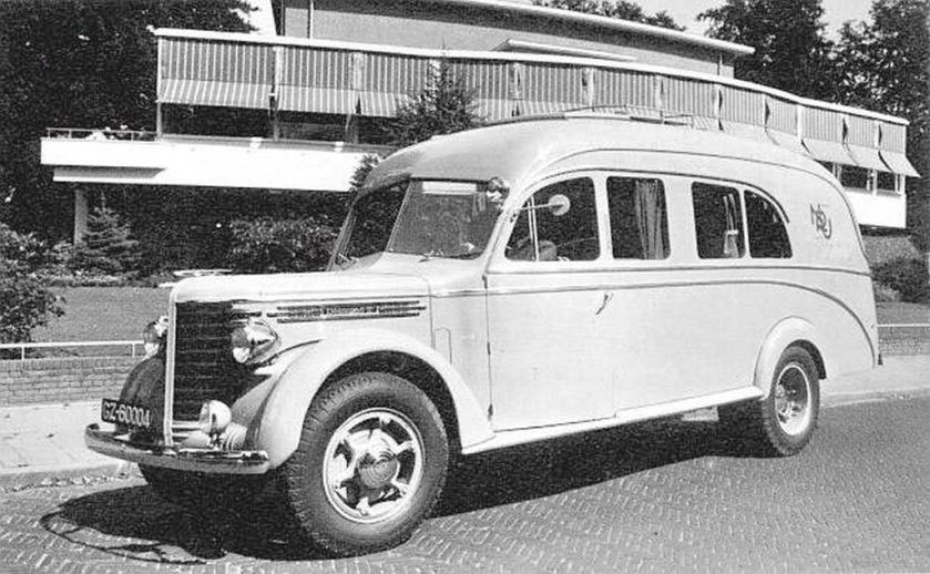 1950 Diamond T Avro Pennock
