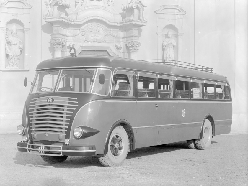 1950 OM Orione 580 carrozzeria Portesi