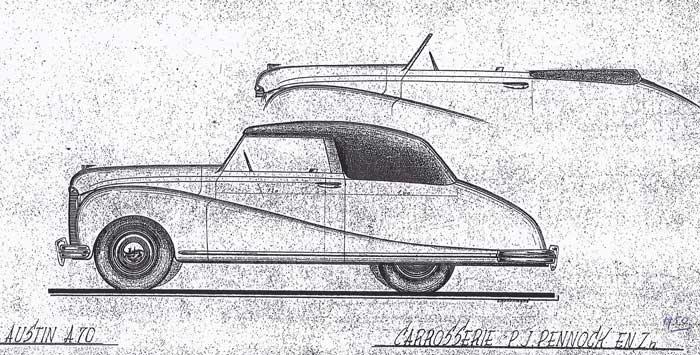 1950 Pennock-Austin-A-70-1950