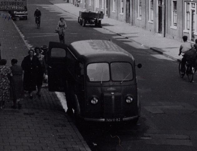 1950 Peugeot D3A