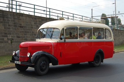 1950 Praga RND c