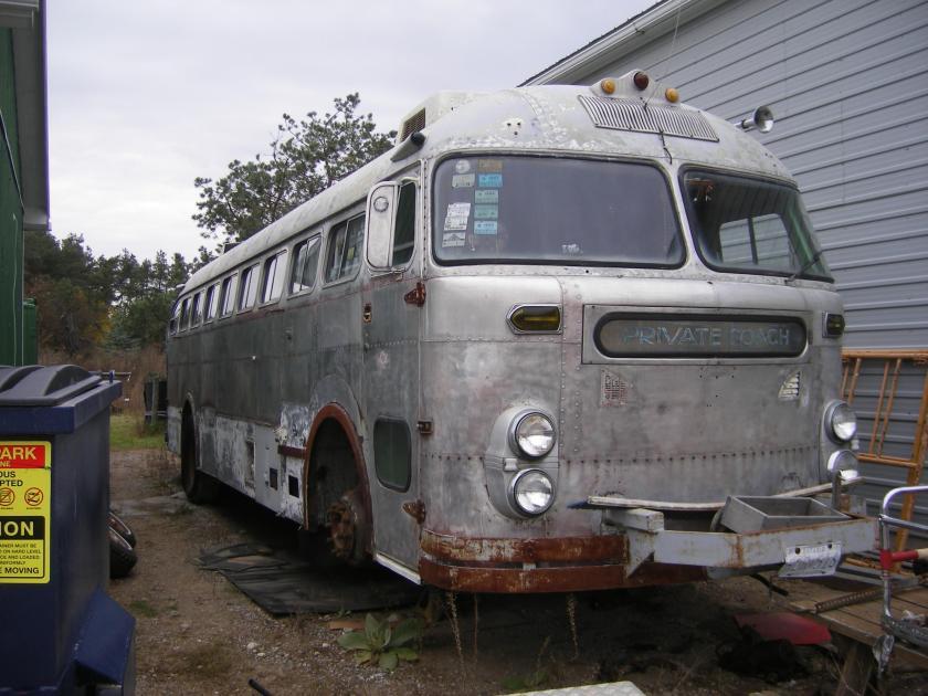 1950 Prevost a