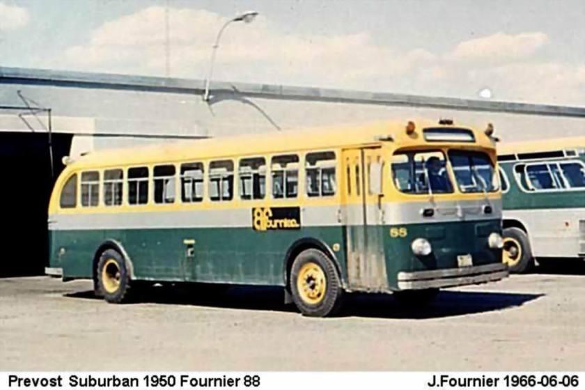 1950 Prevost Suburban