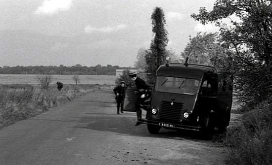 1950 Renault 1000 Kg Car [R2060]