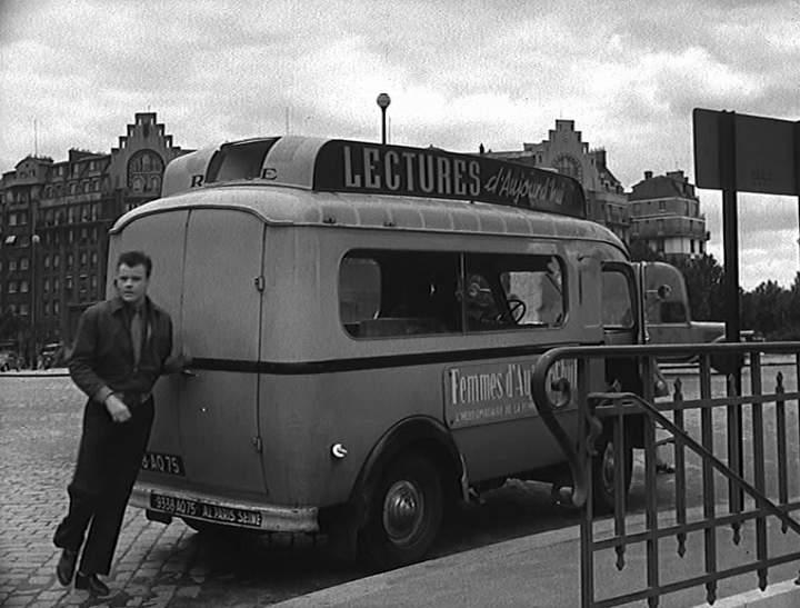 1950 Renault 1000 Kg Fourgon Publicitaire [R2060]