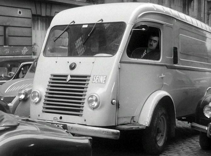 1950 Renault 1000 Kg