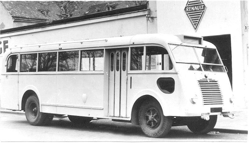 1950 RENAULT 215 D a