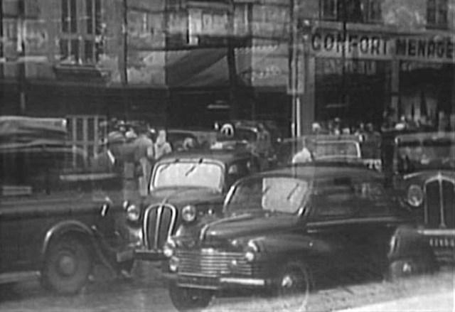 1950 Renault 4CV Grand Luxe