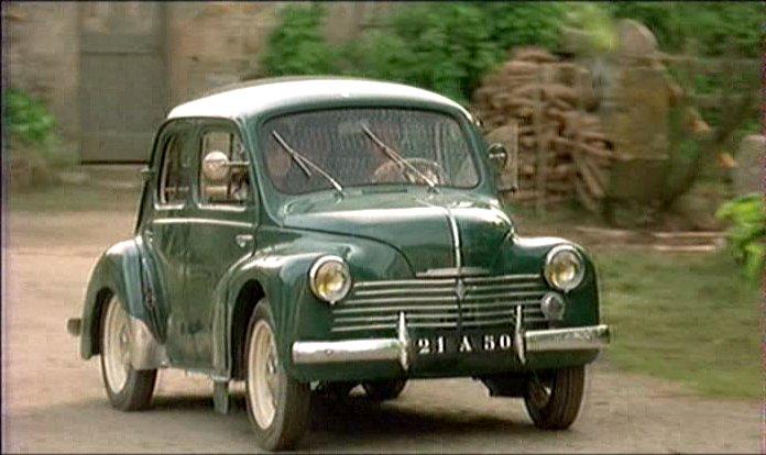 1950 Renault 4CV Luxe