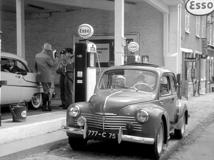 1950 Renault 4CV Sport