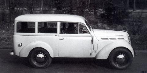 1950 Renault Break Juvaquatre