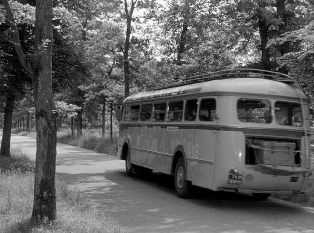1950 Renault Car 50 Places (Pavillon Haut) [R4190]