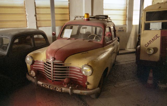 1950 Renault Colorale dépanneuse