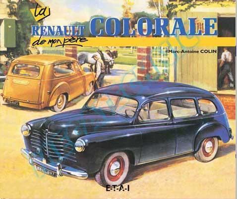 1950 renault colorale de mon pere