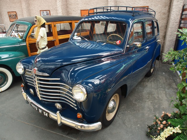 1950 Renault Colorale pic1