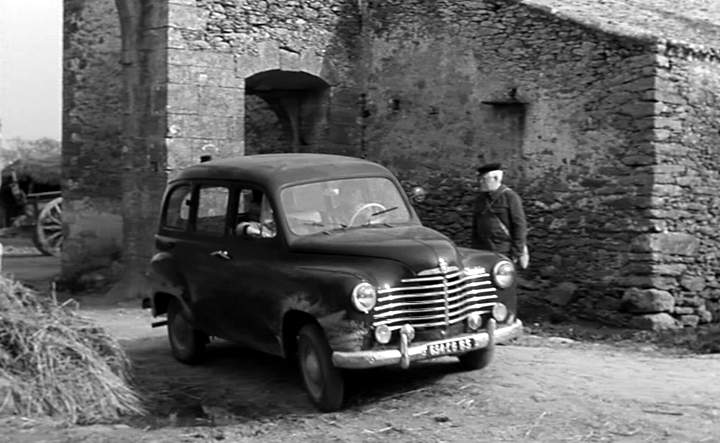1950 Renault Colorale Prairie
